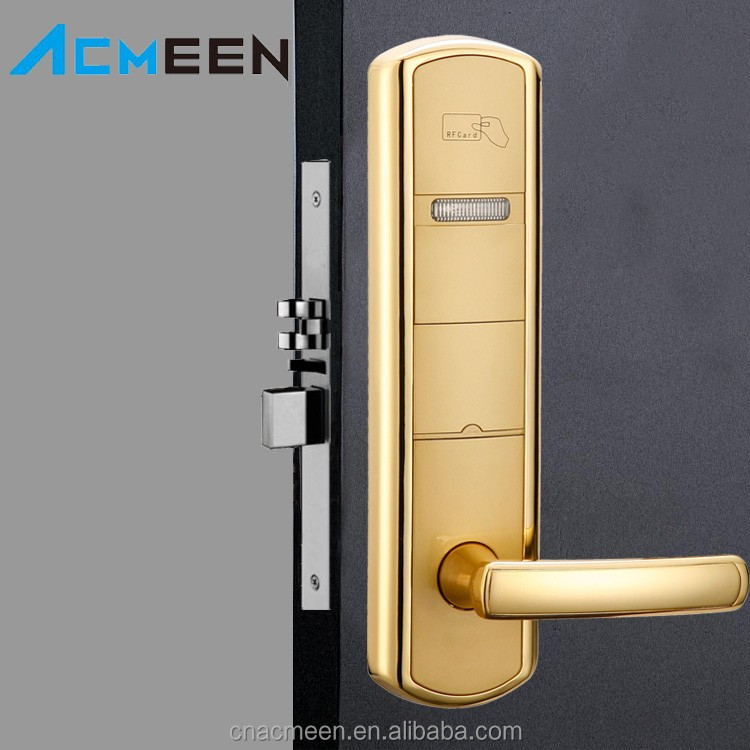Super Smart Electronic Hotel Lock Master Key Door Locks