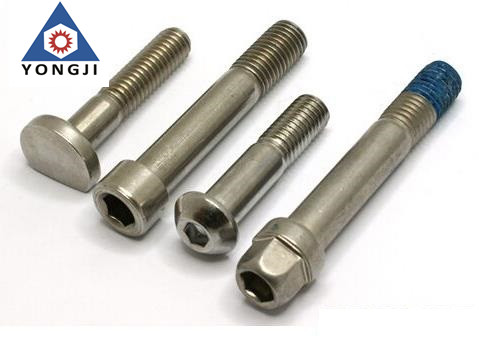 stainless steel bolt half thread
