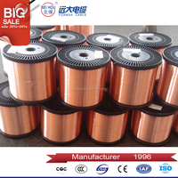Enamelled Copper Clad Aluminum Wire(CCA),winding wire,used for motors, Fan, air-conditioner