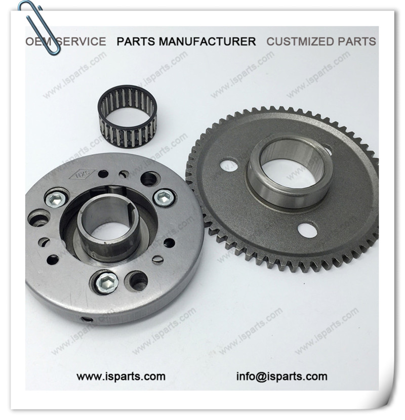 GY6 150cc 125cc Starter Clutch gear Scooter Go Kart part