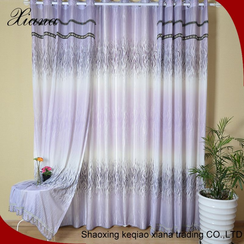 New luxury different styles of motorized retractable curtain