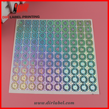 wholesale anti-counterfeiting security cheap custom 3d hologram sticker
