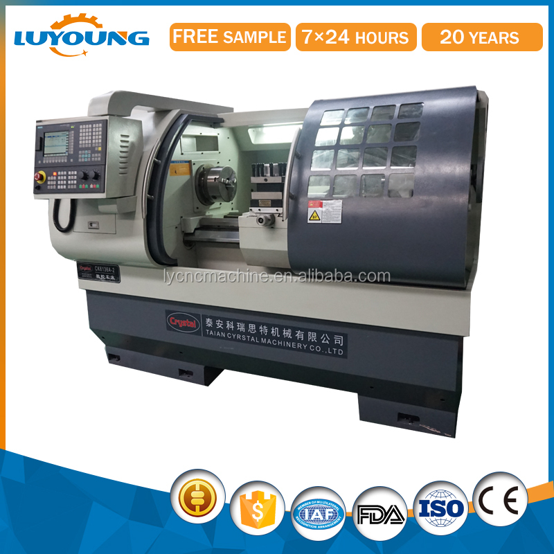 CK6140 Cheap price china new cnc hydraulic lathe machine for sale