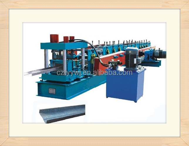 New condition Full-automatic infinitely variable speed C-purlin roll forming machine
