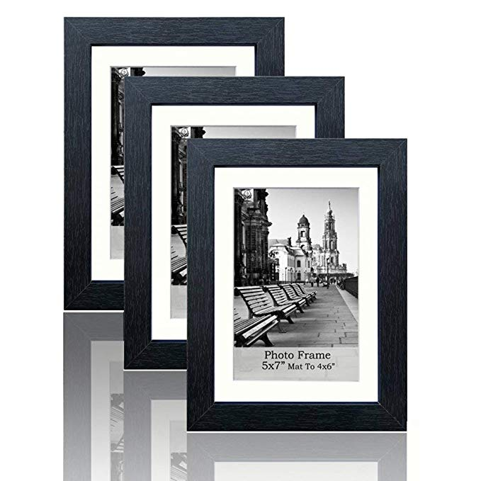 A4 Custom Poster or Picture Frame Wall Creative Wood Frame