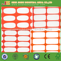 HDPE Orange 4ft Plastic Safety Net / Plastic Warning Mesh / Snow Fence Factory