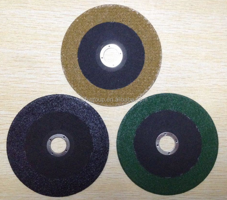 China abrasives 4 inch cutting disc, yuri cutting disc bullet wheel,metal cutting discs