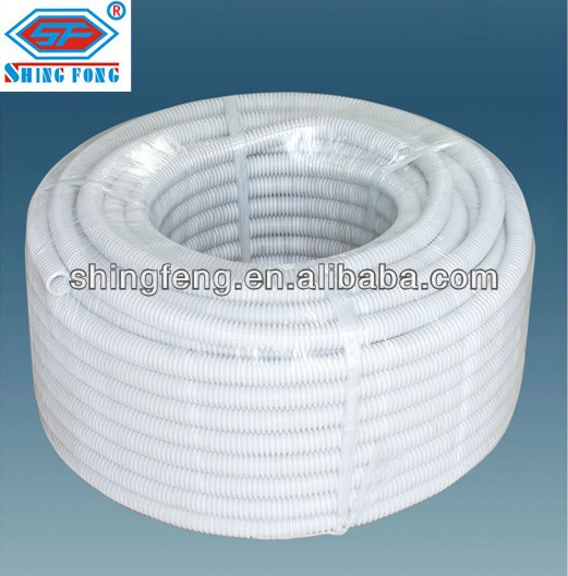 2013 Hot Sale PVC Corrugated Conduit