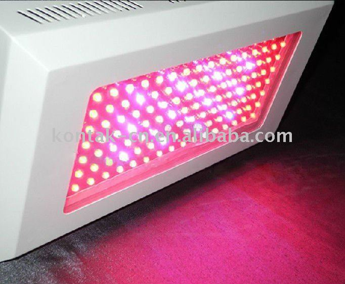 High Power LED Hydroponics Grow Light Panel 3W Lamps 120W