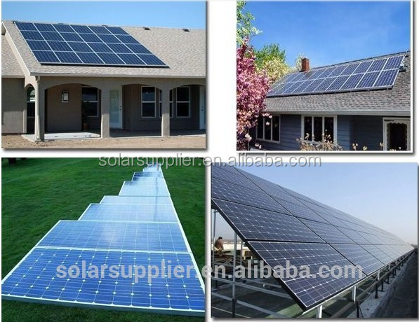 1KW 2KW 3KW 5KW 6KW 8KW marine solar panel kit/10KW 15KW 20KW Home solar equipment solar power system/home solar systems