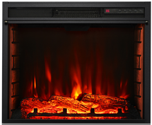 7 color lighting sears electric fireplaces