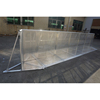 event barricade aluminum crowd barrier plastic orange barricade net construction fence