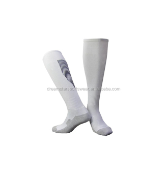 2019 Polyester Promotion Best Quality  Cheap Soccer Socks