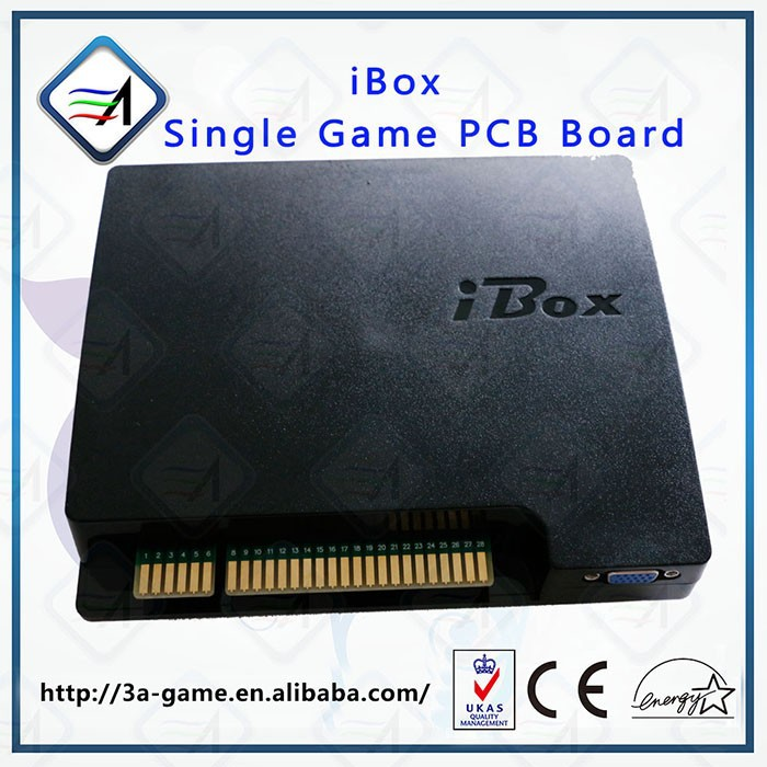 china supplier ibox single games arcade electronic arcade jamma game