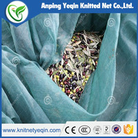 Green 100% New HDPE Material Olive Harvesting Net, 50-200g/sqm, Factory