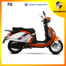 ZNEN MOTOR 2018 Popular vespa F8 (Patent Model, EEC, EPA, DOT),Very popular in Argentina 150cc motor scooter
