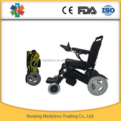 folding light weight portable aluminium power wheelchair medical health products