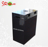 Deep rechargeable cycle battery 2v 600Ah for Solar System