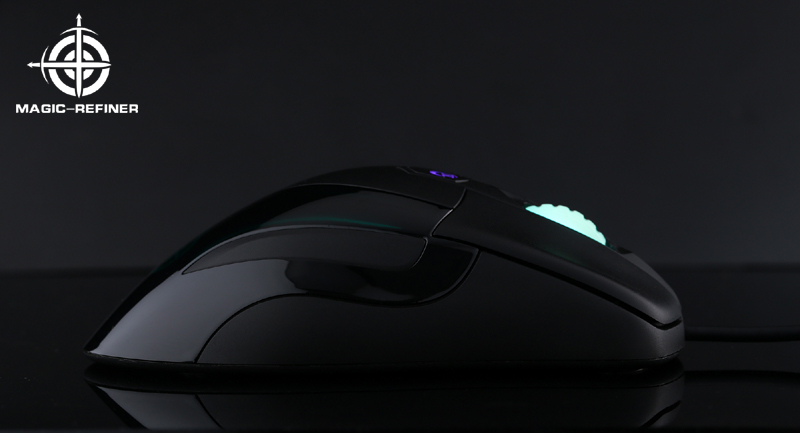 New arrival 6D professional mouse gaming with RGB backlight