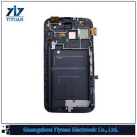 LCD Assembly for Samsung Galaxy Note 2 N7100 LCD Touch Screen with Digitizer