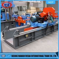 High Speed Capacity ERW Pipe Mill Round Square Pipe Tube Making Machine