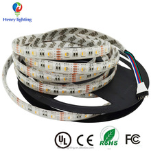 LED Light Strip Kit, Targher RGB LED Strip Waterproof SMD 5050 RGB 16.4Ft/5M 300 LEDs with 44Key Remote Controller and Power Sup