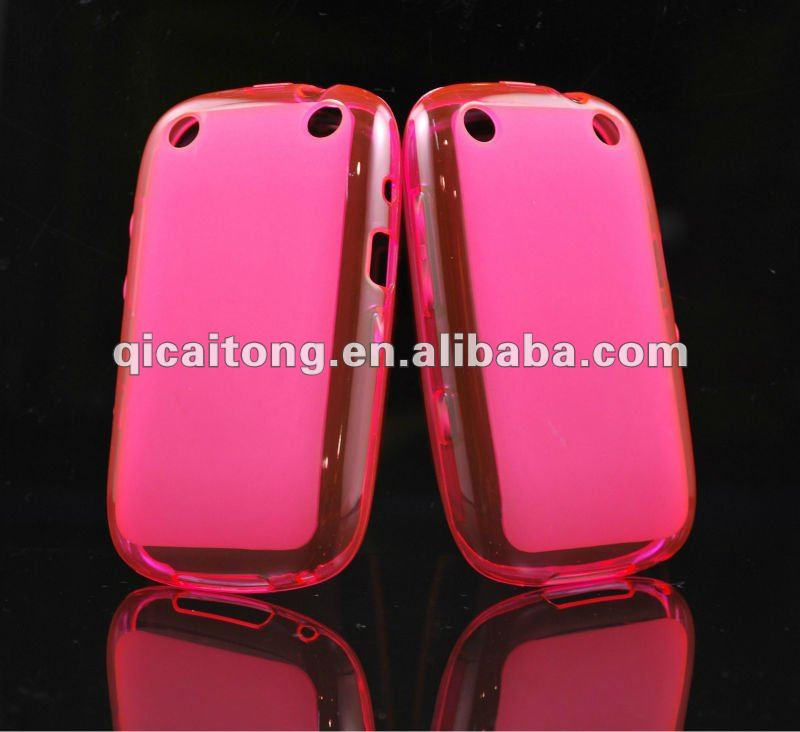 cellphone tpu puding case for blackberry 9320/curve