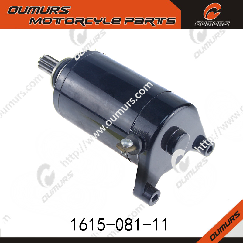 for motorcycle SUZUKI GS125 125CC reversible starter motor