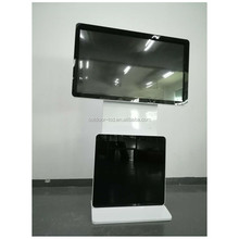 42inch wivitouch rotating screen kiosk floor standing touch screen kiosk for shopping mall