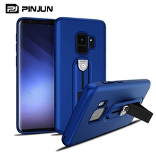 2018 Mobile Phone Case For Samsung Galaxy A8 2018 , Oil Paint TPU With Kickstand Cellphone Cover For Samsung Galaxy A8 2018