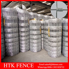 HTK Factory Best Price Galvanized Animal Fence For Sheep/Cattle/Dog/Small Animal Fence