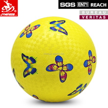 rubber playground ball bouncy balls