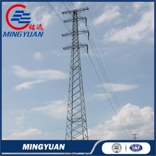 110kv transmission line steel tower