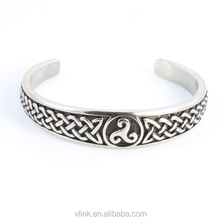 Wholesale Male Celtic Bangle Jewelry Manufacturer