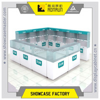 Names of electronics store ,with high quality glass ,for mall kiosk