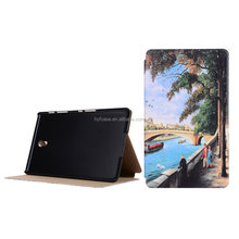 PU Leather stand smart Cover Case For Samsung Galaxy Tab S T700