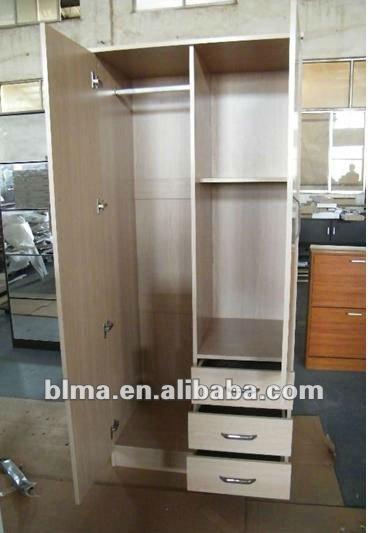 Woood panel de armario en melamina en mdf o aglomerado for Armado de muebles en mdf