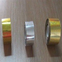 12mic 64cm*120m various colors hot stamping foil for plastic bottle caps/tubes