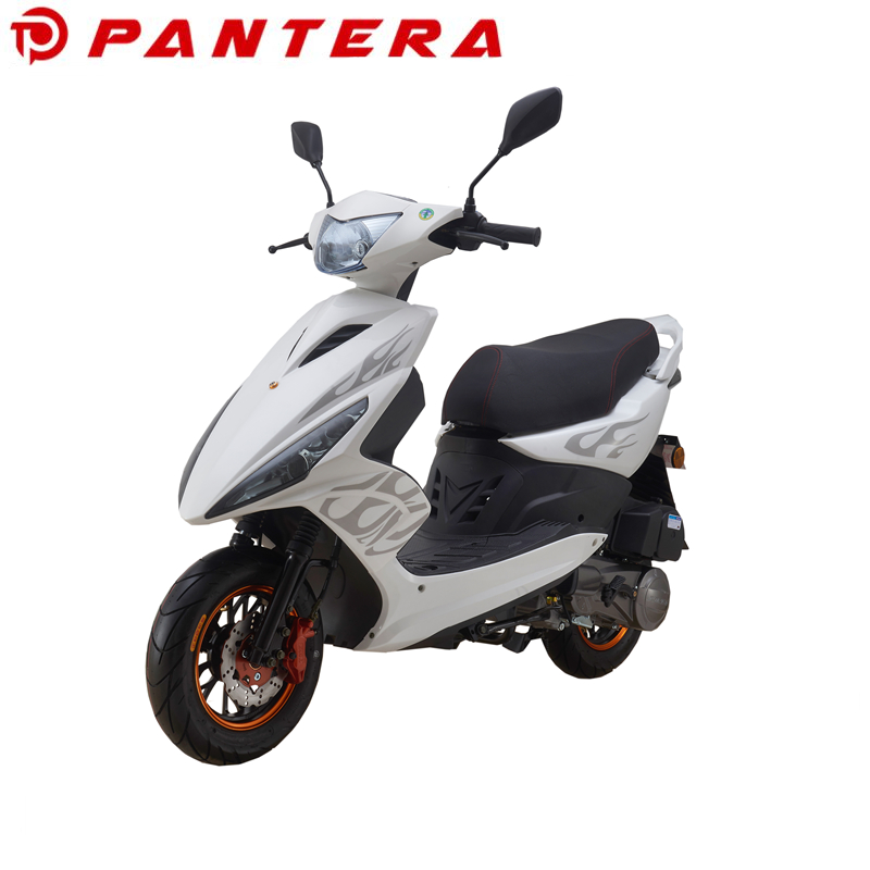 Cheap Alloy Wheel 125cc Off Road Scooter Powerful Motorcycle