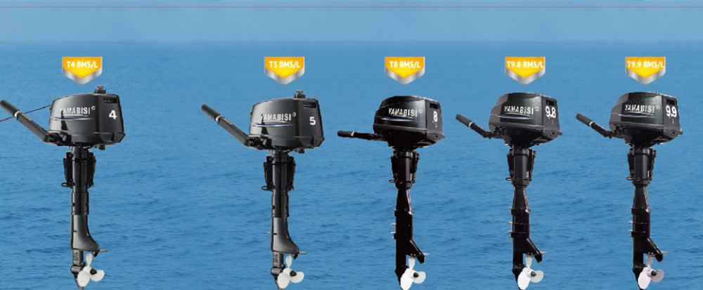 CE-Approved 2 stroke YAMABISI outboard motor/engine(2 hp 2.5hp 2.6hp 4hp 5hp 6hp 8hp 9.8hp 9.9hp 10hp 15hp 20hp 30hp 40hp 60hp)