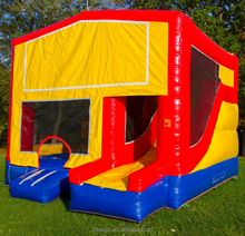 5 in 1 Modular inflatable castle Combo (Fits Med. & Lg.), inflatable bouncy castle combo, inflatable jumping castle combo