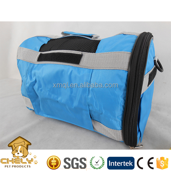 Fashionable Bike Pet Carrier,pet carrier bags with different color customized