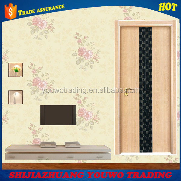2015 Environmental protection wooden doors in india