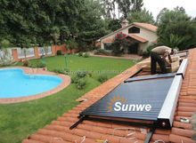 Split Pressurized Swimming Pool Solar Collector / Swimming Pool Solar System (Solar Keymark & SRCC Certified )
