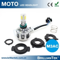 Super Bright H4 H7 Led Headlight Bulb For Motorcycle