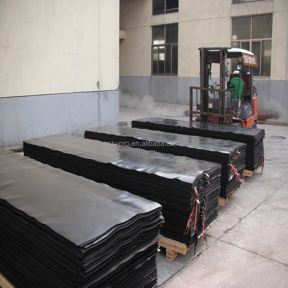 Best Quality Manufacturer Soft Black EPDM NBR Nitrile Insulation Mats Industrial 2mm Rubber Sheets