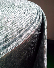 Wholesale Double Side Aluminum Foil Woven Fabric Reflective Heat Insulation Material Sheet/Roll