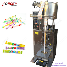 Factory Price Sugarcane Juice Fruit Juice Yogurt Pouch Packaging Manual Milk Packing Machine In India