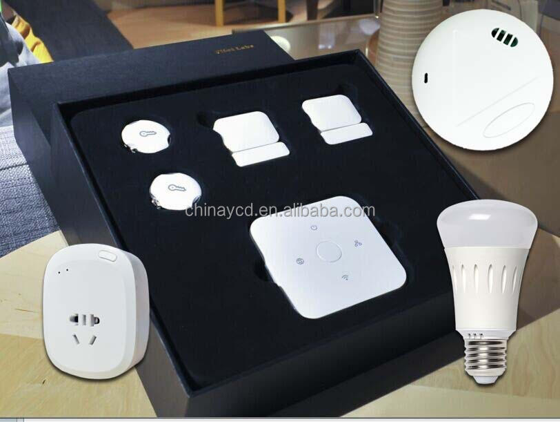 New technology security zigbee smart home solution