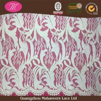 2016 Elegant And Gorgeous Feather Eyelash Lace Fabric For Wedding Dress